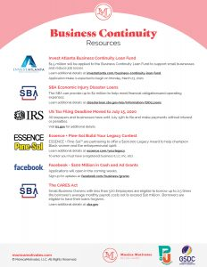 cover-19 business continuity-resource
