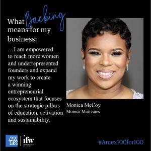 AMX100for100-Monica McCoy