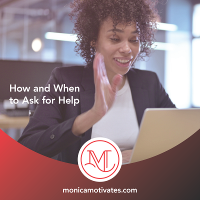 How and When to Ask for Help
