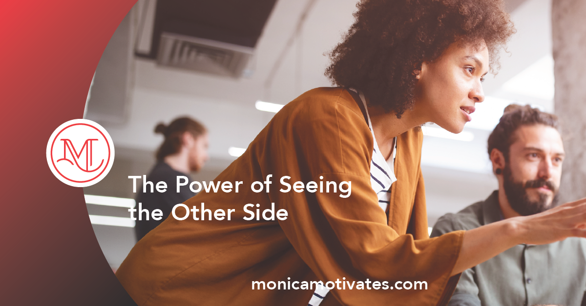The Power of Seeing the Other Side