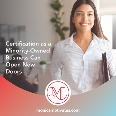 Certification as a Minority-Owned Business Can Open New Doors